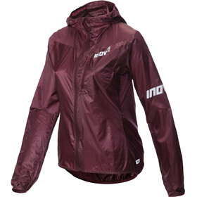 inov-8 W's Windshell FZ Jacket Purple